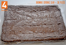 Load image into Gallery viewer, Chocolate Brownie 6-pack or 35-piece-slab (GF)