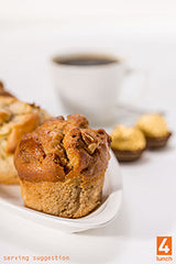 Muffins - fruit and chocolate - up to 8 flavours!