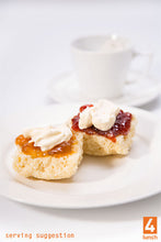 Load image into Gallery viewer, Scones with jam and cream