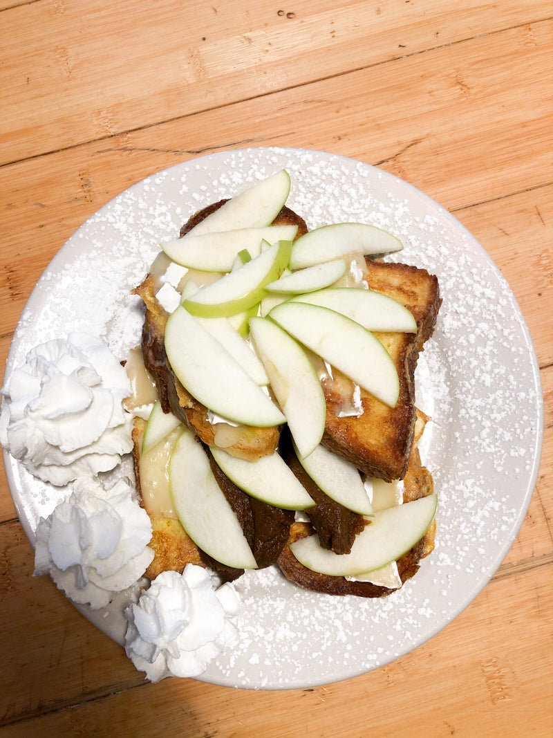 Fig And Brie French Toast