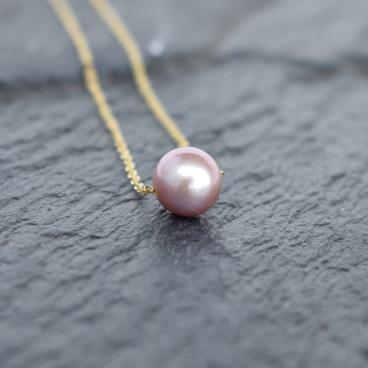 Dainty White Pearl Necklace - Yay Hawaii