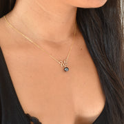 Half Tiare Necklace - SMALL - Yay Hawaii