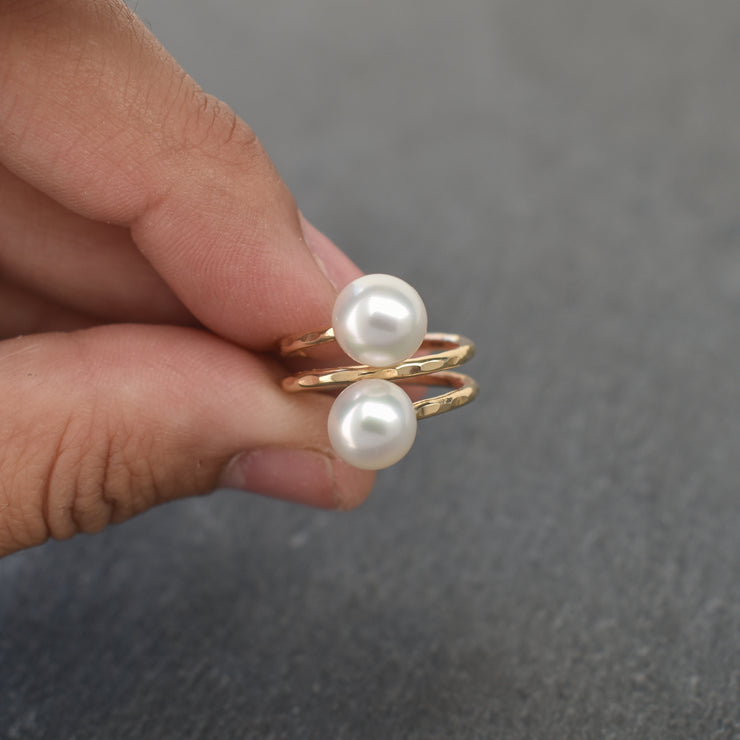 Thin Stacking Ring - Yay Hawaii