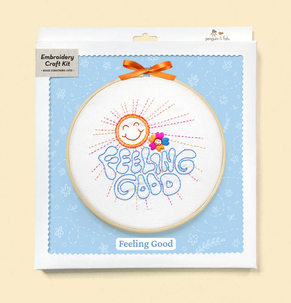 embroidery of the month kit