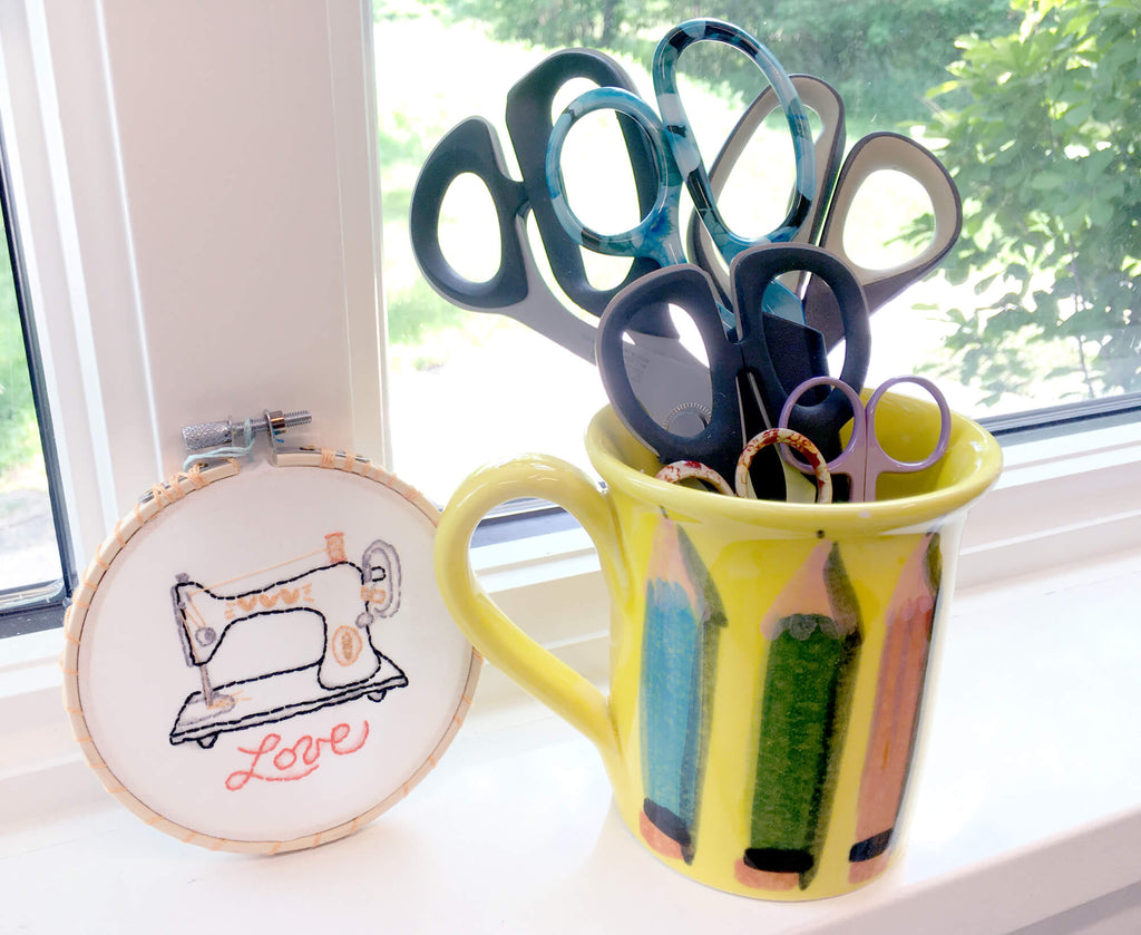scissors 3 simple organization hacks to boost your creative time