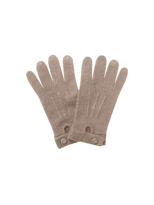 CASHMERE JERSEY DRIVING GLOVES
