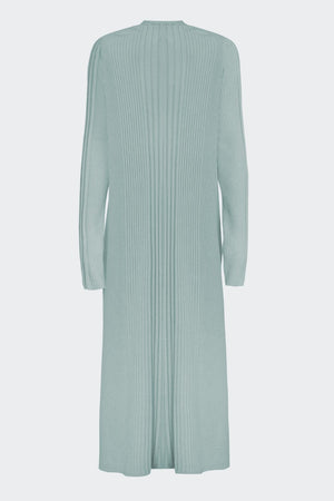 RIBBED DUSTER