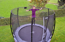 Load image into Gallery viewer, EXIT Elegant trampoline ø305cm with Economy safetynet