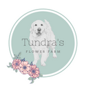 Tundra's Flower Farm Logo