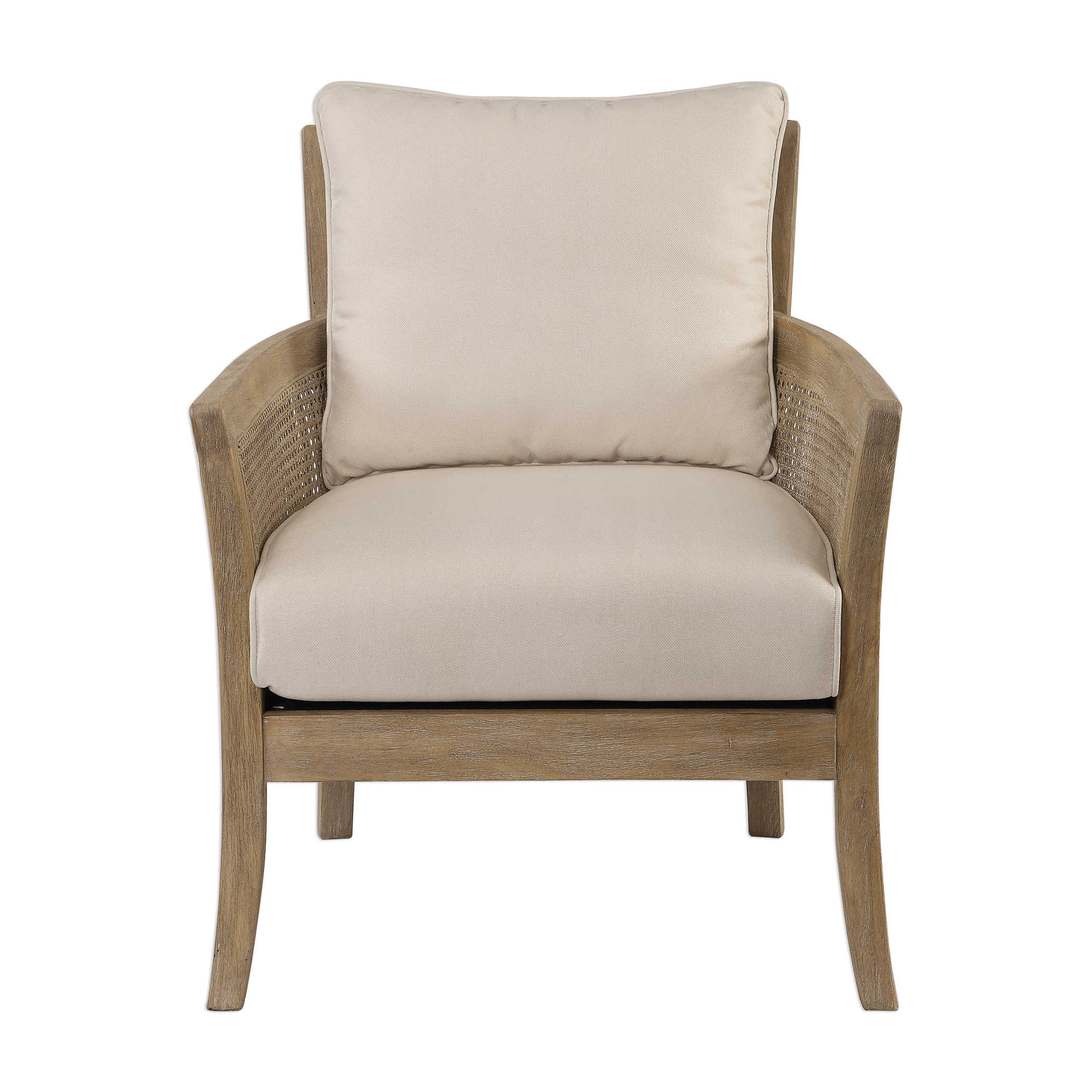 NATURAL ACCENT ARMCHAIR