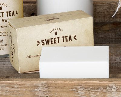 SWEET TEA BOXED SOAP