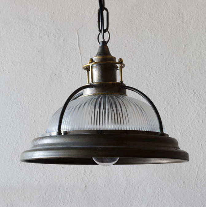 Bakery Pendant Light Fixture, Small