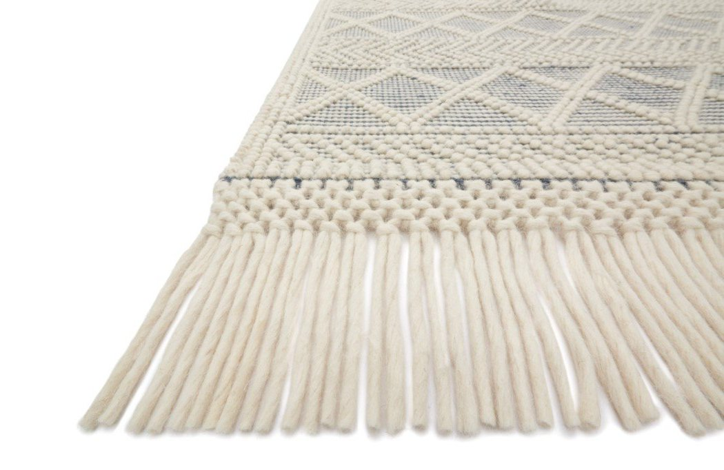 HOLLOWAY- NAVY/IVORY RUG