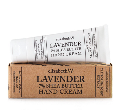 LAVENDER HAND CREAM - 3.3 OZ.