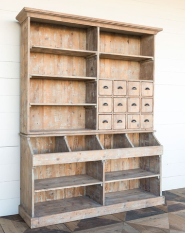 GENERAL STORE STYLE HUTCH