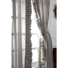 BASILLO LINEN CURTAINS