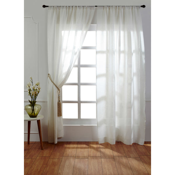 DAMARA LINEN CURTAIN