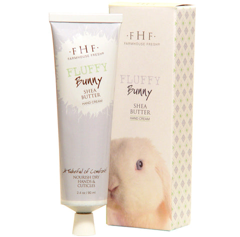 FLUFFY BUNNY - HAND CREAM