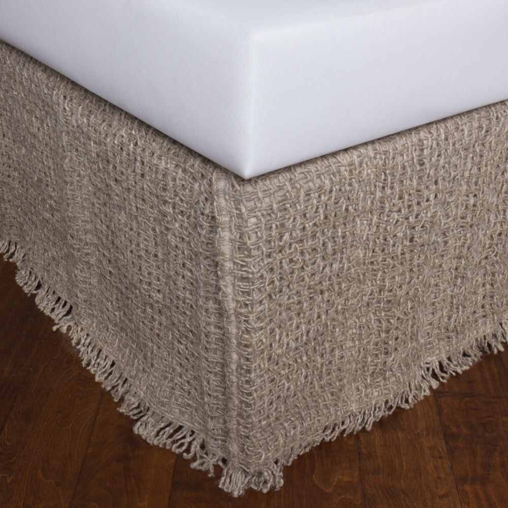 TRAWICK LINEN BED SKIRT