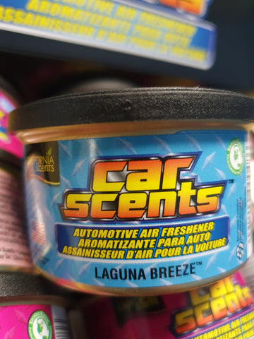 CAR SCENTS - LAGUNA BREEZE