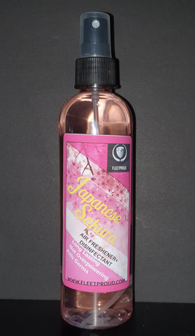 JAPANESE SAKURA DISINFECTANT & AIR FRESHENER