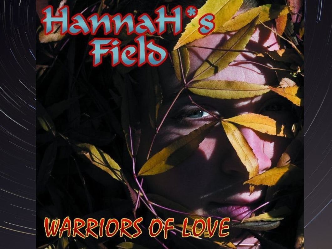 Warriors of Love CD Digipak