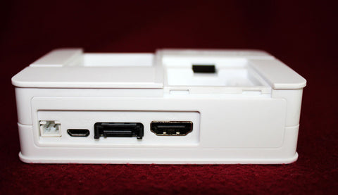 Hi Quality Banana Pi Case by Banana Pi M1 in two colors WHITE or BLACK