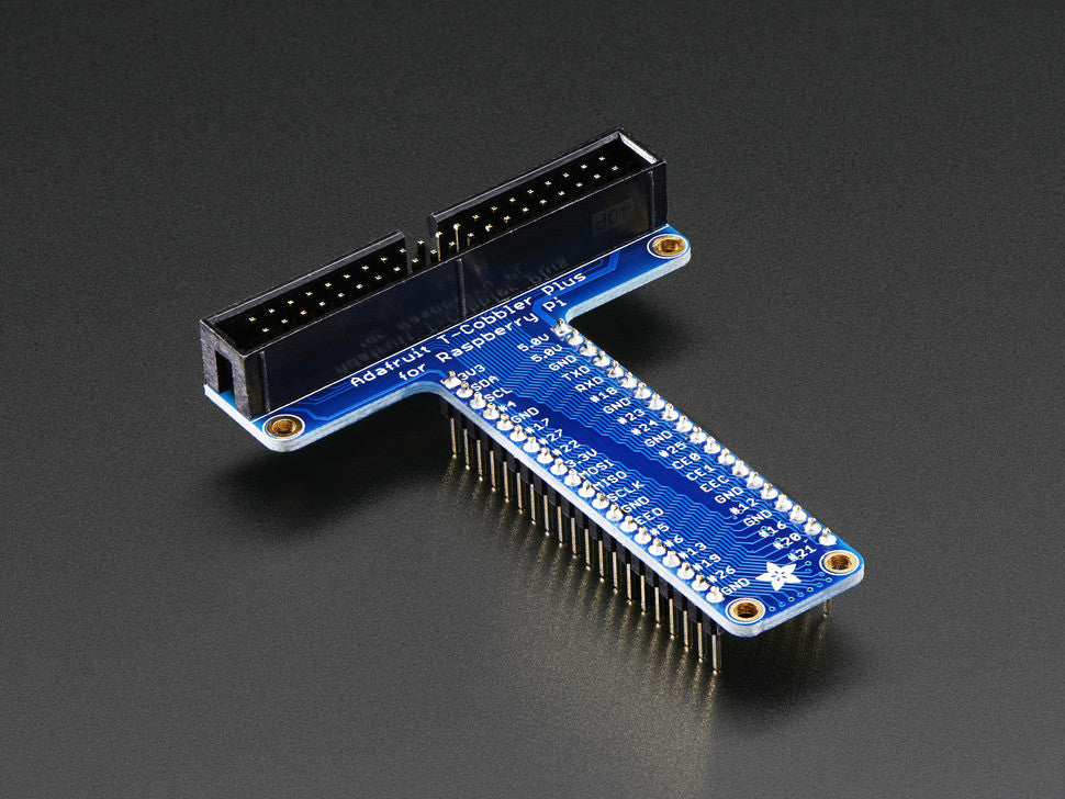 Adafruit Pi T-Cobbler Plus Kit - Breakout for Raspberry Pi B+