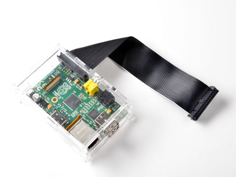 GPIO Ribbon Cable for Raspberry Pi Model A and B -  or Banana Pi - 26 pin