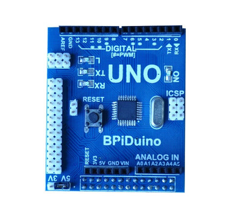 Banana Pi UNO Module (Compatible with Arduino Uno)