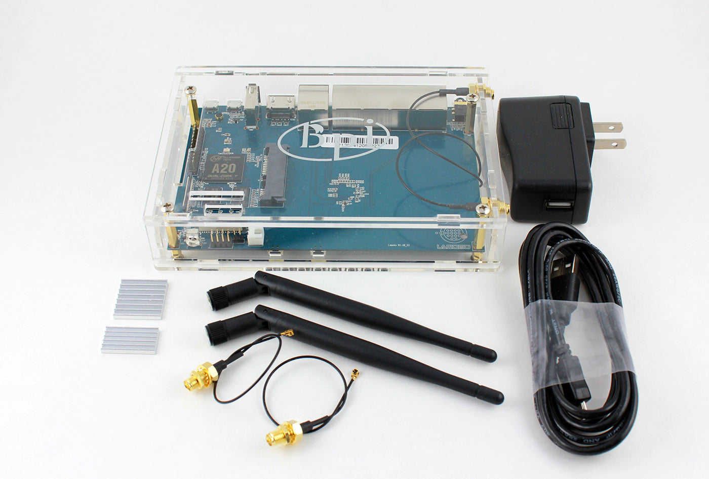 Banana Pi BPI-R1 Open Source Router Kit -