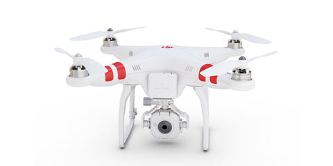 DJI PHANTOM FC40 QUADCOPTER W/2.4 GHZ WIFI CAMERA - RTF (Transmitter, Receiver, Battery & Charger)