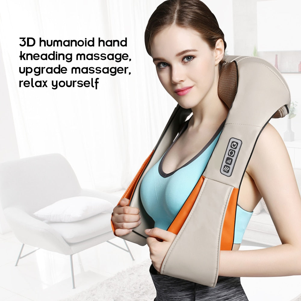 Electric shape massager