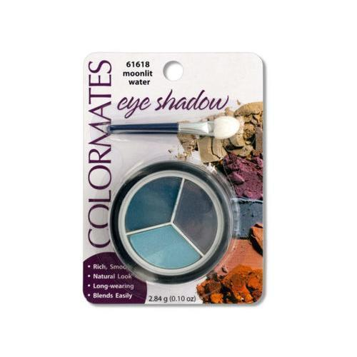 Colormates Moonlit Water Eye Shadow Compact ( Case of 32 )