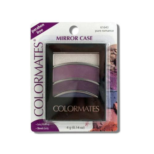 Colormates Pure Romance Mirror Case Eye Shadow ( Case of 48 )