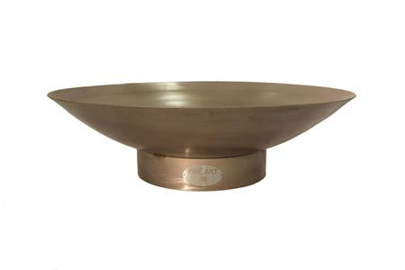 Fire Bowl 304 Stainless 100cm 3mm Spun Steel