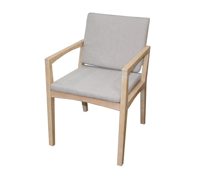 Aria Dining chair with cushion
