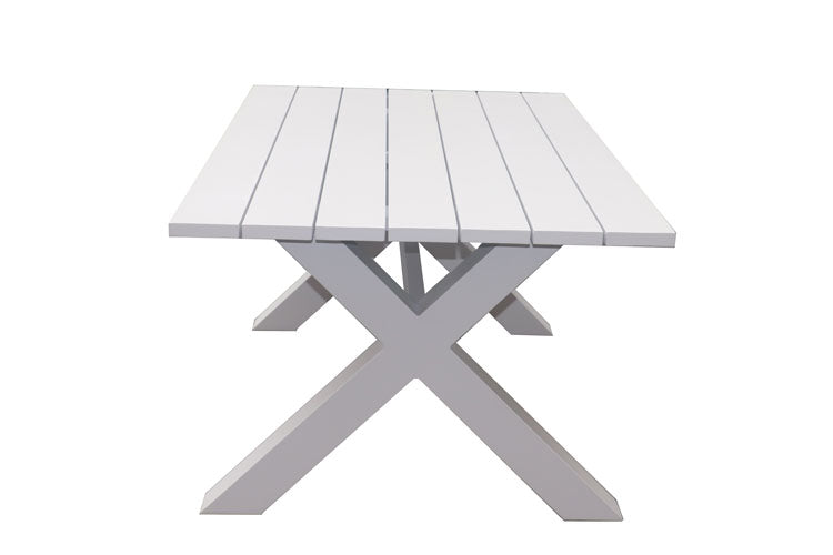 Byron Cross Leg Table 2400 x 1016mm