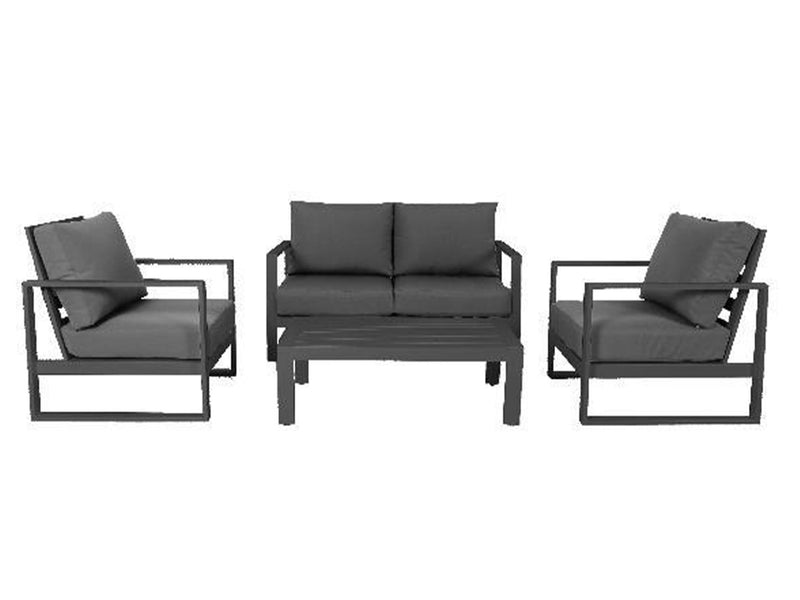 Torquay 4pc 2 Seat Sofa set - robcousens Outdoor Furniture Factory direct