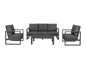 Torquay 4PC 3 Seat Sofa's - robcousens Outdoor Furniture Factory direct