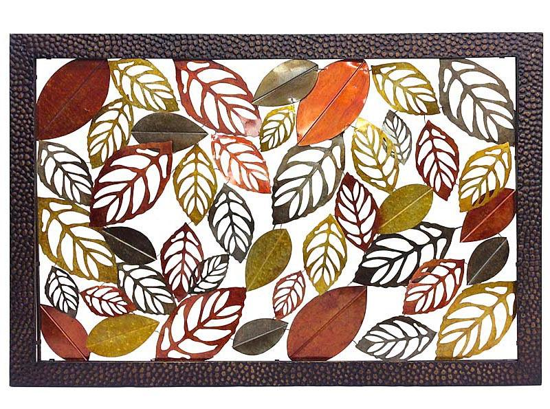 Autumn Leaves Wall Art - robcousens Outdoor Furniture Factory direct
