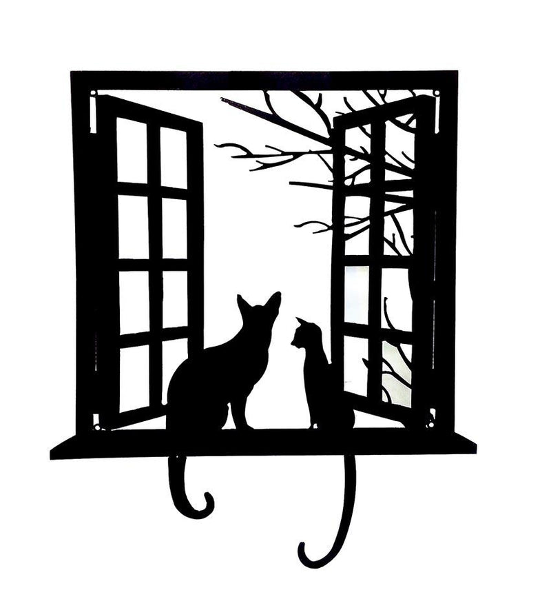 Cat wall Art - robcousens Outdoor Furniture Factory direct