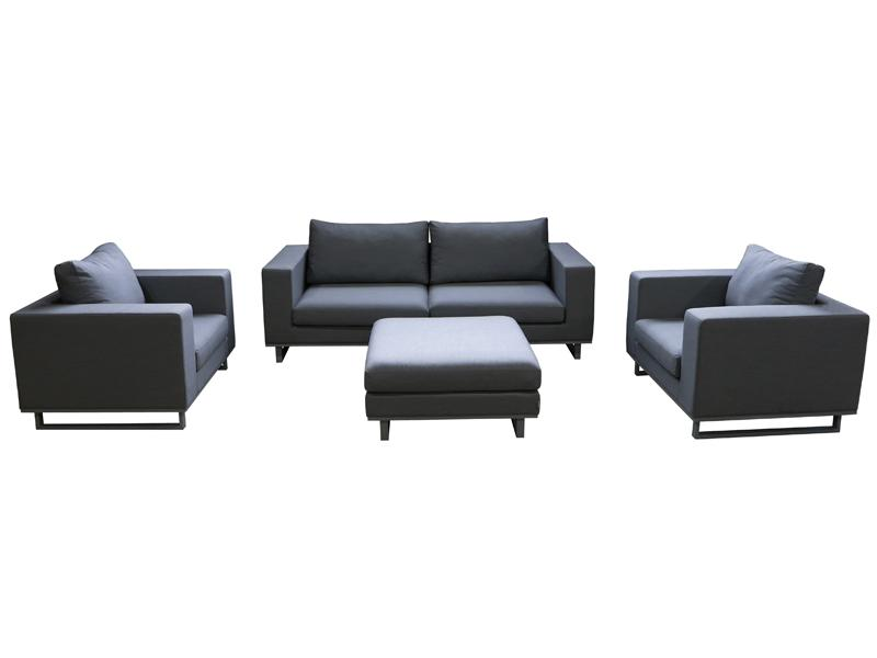 Riviera 4pc Sofa - robcousens Outdoor Furniture Factory direct