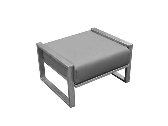 Urban Chat ottoman - robcousens Outdoor Furniture Factory direct