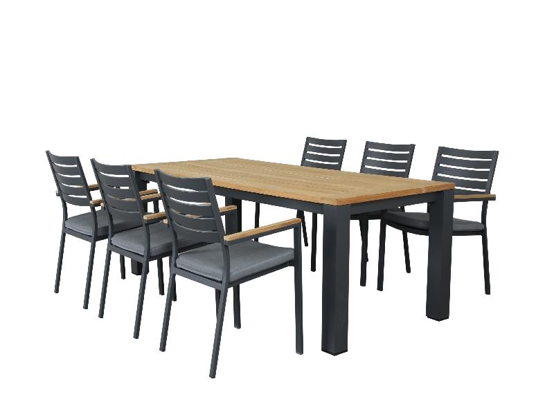 Santos 9pc Dining sets - robcousens Outdoor Furniture Factory direct