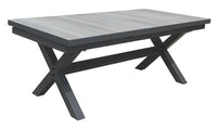 Justin Ceramic Extension Table 202/2630 x 100 - robcousens Outdoor Furniture Factory direct