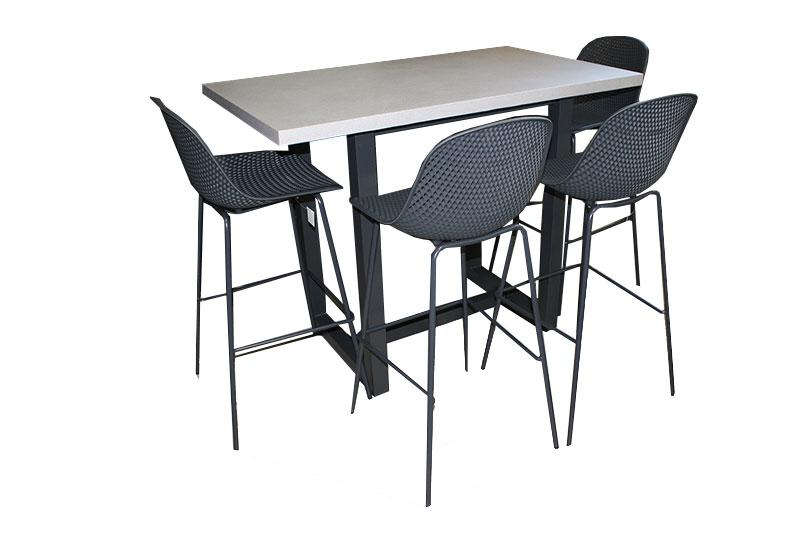 Manhattan 5pc Bar sets - robcousens Outdoor Furniture Factory direct