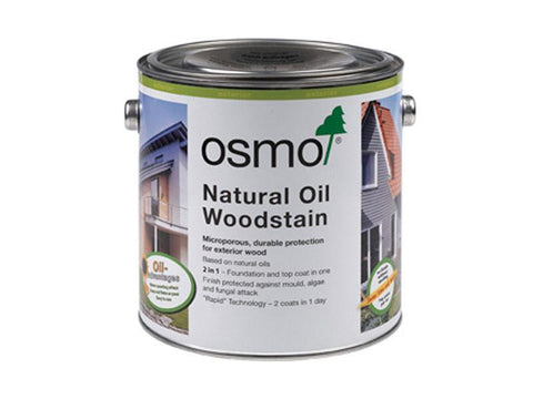OSMO Natural Oil Wood Stains