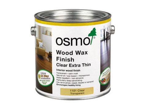 OSMO Wood Wax Finish -Extra Thin