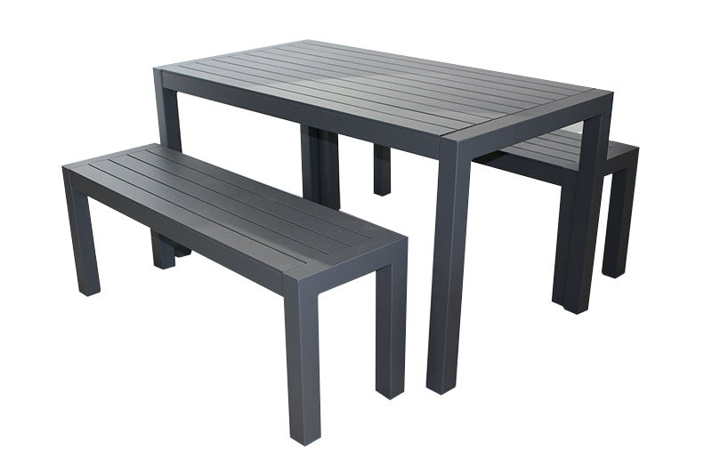 Portsea 3pc Bench set